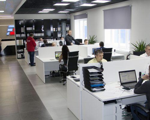 Офис компании БрикеТТс