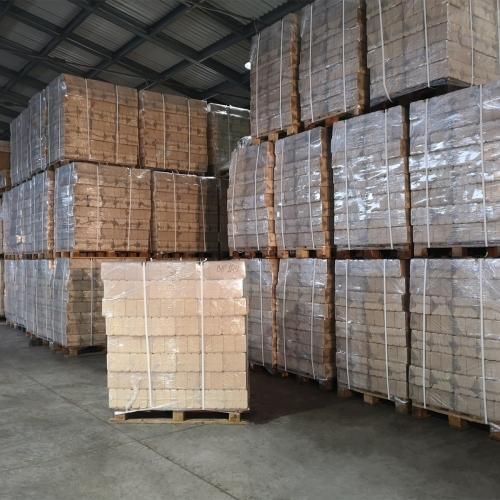 1 поддон топливных брикетов РУФ (960 кг.)