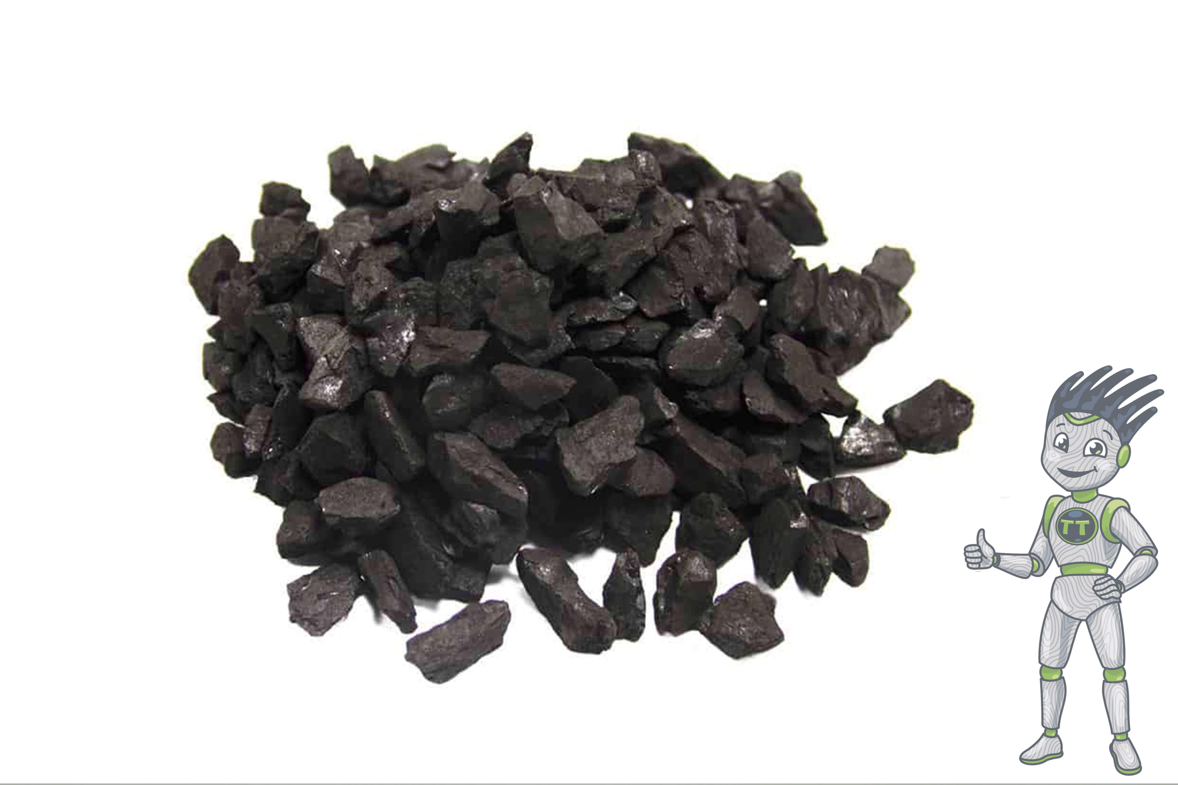 """Каменный уголь """"Эко-Горошек"""""""